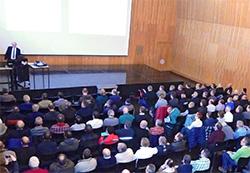 SHVF Präsidenten Soirée in Baden