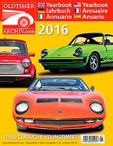 Das AutoZeit Jahrbuch 2016
