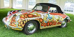 Porsche von Janis Joplin