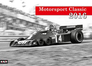 Motorsport Classic Kalender 2016