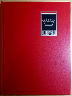 Monteverdi Buch